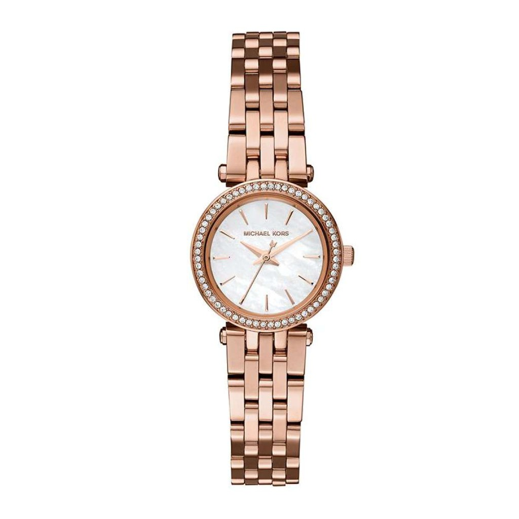 246573e3c866 Michael Kors Ladies  Crystal Pave Dial Watch MK3394