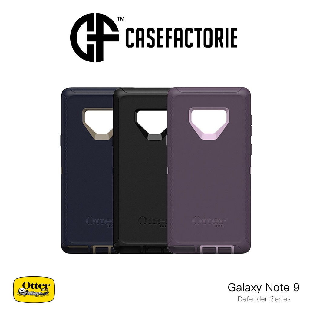 promo code 80806 9c541 OTTERBOX Defender Case for Samsung Galaxy Note 9