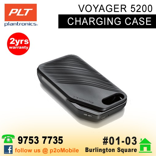 Plantronics Voyager 5200 Bluetooth Headset | Shopee Singapore