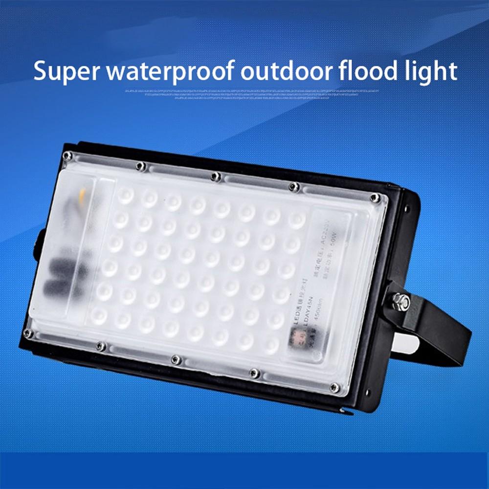 10W RGB LED IP65 Waterproof Outdoor Spotlight Floodlight | Shopee Singapore