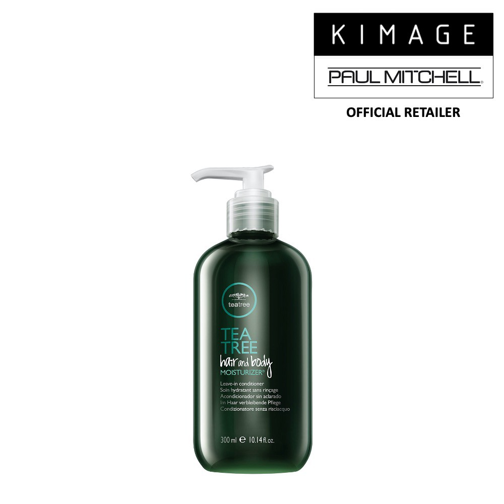 Paul Mitchell Tea Tree Hair And Body Moisturizer Shopee Singapore