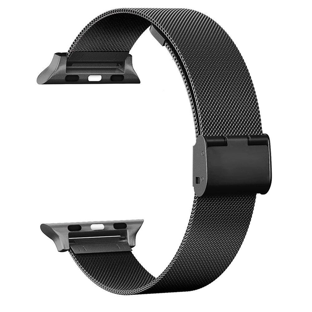 Stainless Steel Band Strap for Ticwatch 2 Smart Watch Metal Clasp | Shopee Singapore
