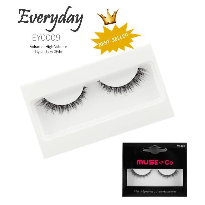 d3303ac3341 MUSE&Co Everyday Eyelashes | Shopee Singapore
