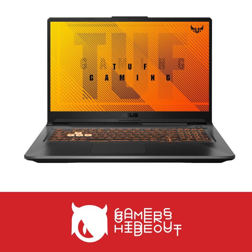 Asus Tuf Gaming A15 Fa506i Ihn241t Gaming Laptop 144hz Ryzen 7 4800h 8g Pcie Nvme 512g Gtx1650ti Shopee Singapore