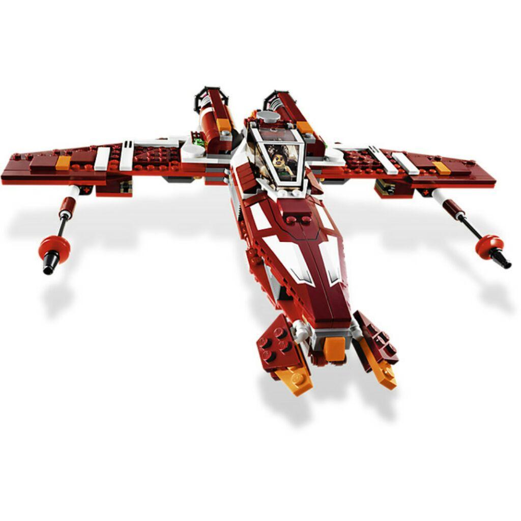 75076 Republic Gunship Shopee Singapore Lego 7665 Star Wars Cruiser