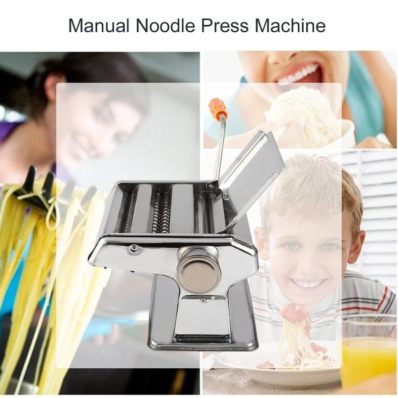 ♥Manual Noodle Press Machine Household Dumplings Wonton Skin