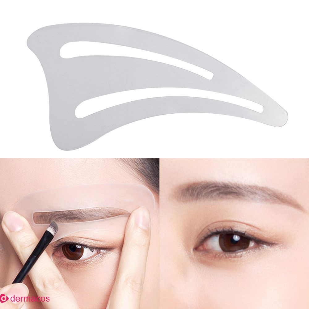 Dermacos 1pc Multifunction Eyebrow