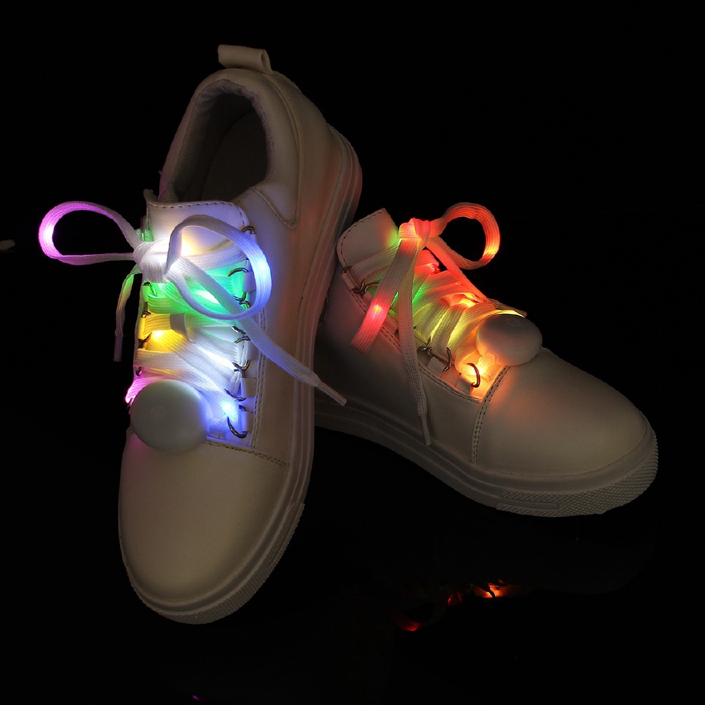 c65b9a5d895c9 Basics Rope Laces - Glow in the Dark