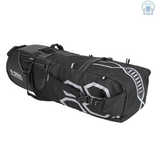 10L Bike Bag Bike Rear Seat Bag Bicycle Tool Storage Pouch Cycling Saddle A5E5