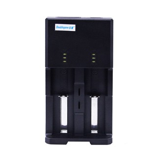 Doublepow K10 10 Slot 9V Ni-MH NiCd Rechargeable Battery Charger