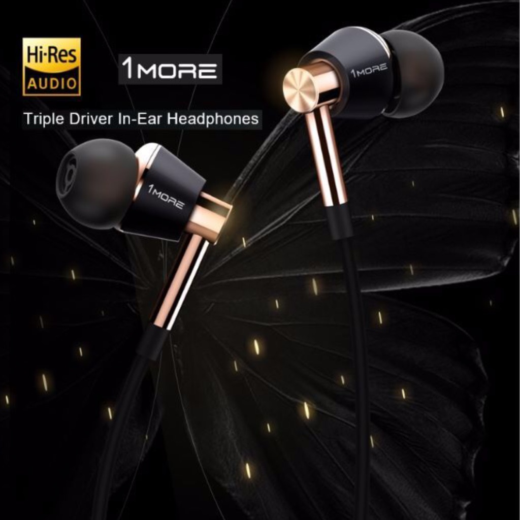 1more Piston In Ear Headphones Acoustics Shopee Singapore Earphone Fit