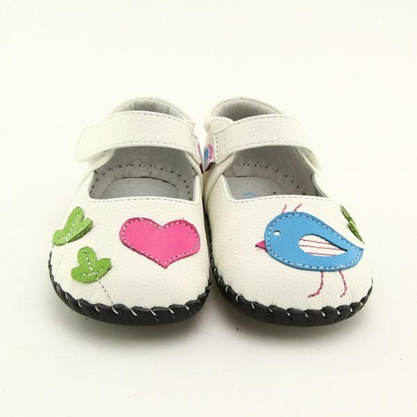 Freycoo - White Josie Infant Shoes