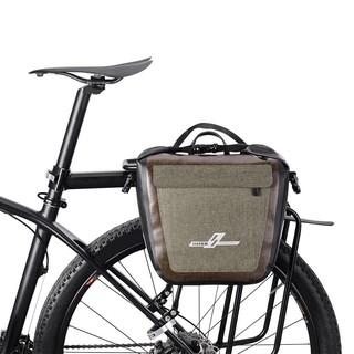 Bike Front Basket Handlebar Pannier Bag Pouch Cycling Storage Case Creative Bag