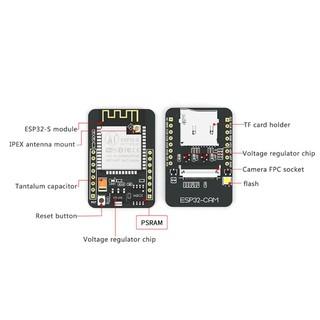 SEL♥ESP32-CAM Development Board WiFi + Bluetooth ESP32