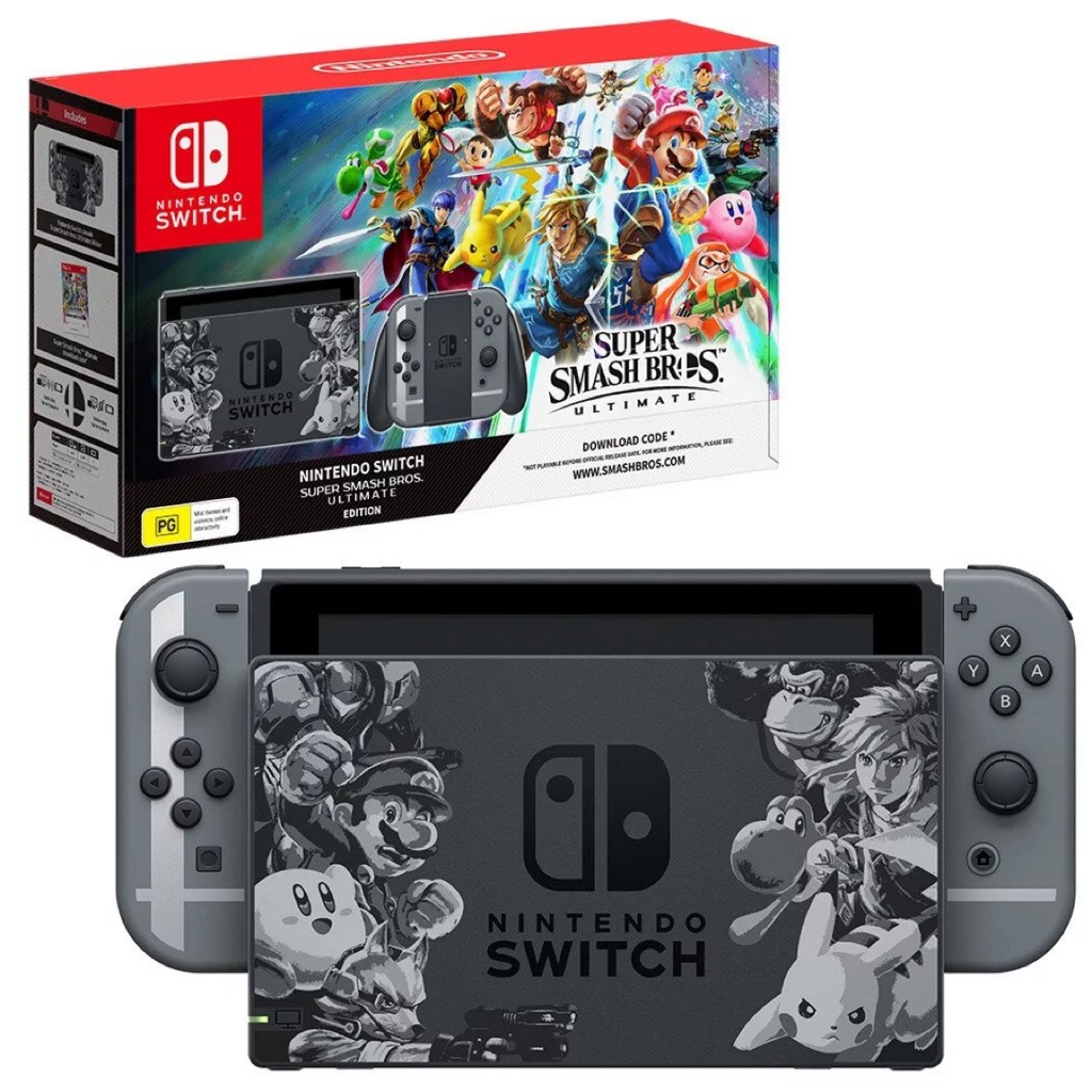 nintendo switch fortnite limited edition neon console