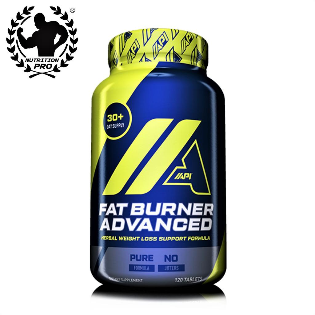 APl Fat Burner Advanced Slabire Slabire Slim