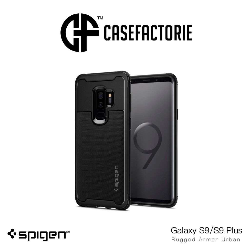 Spigen Tough Armor Case For Samsung Galaxy Note 8 Shopee Singapore Iphone Xs Plus Anti Shock With Stand Casing Black
