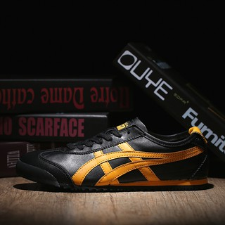 wholesale dealer 5bc45 fb55b Asics/Onitsuka Tiger MEXICO 66 D4J2L-9059(Leather) Shoes Men/Women Size  36-44