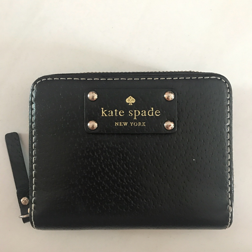 df5012019d0e Authentic Kate Spade Wallet / Card Holder (lightly used)