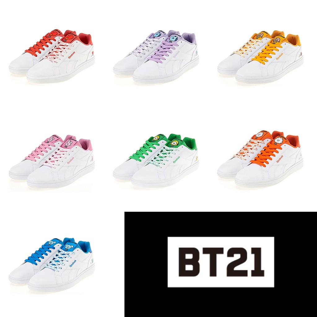 68ca53ece103c  REEBOK  Classic Unisex BT21 Royal Complete 2LCS BTS Shoes