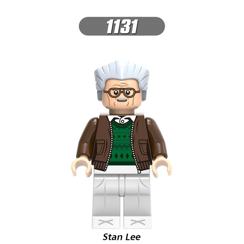 Stan Lee Mini figure