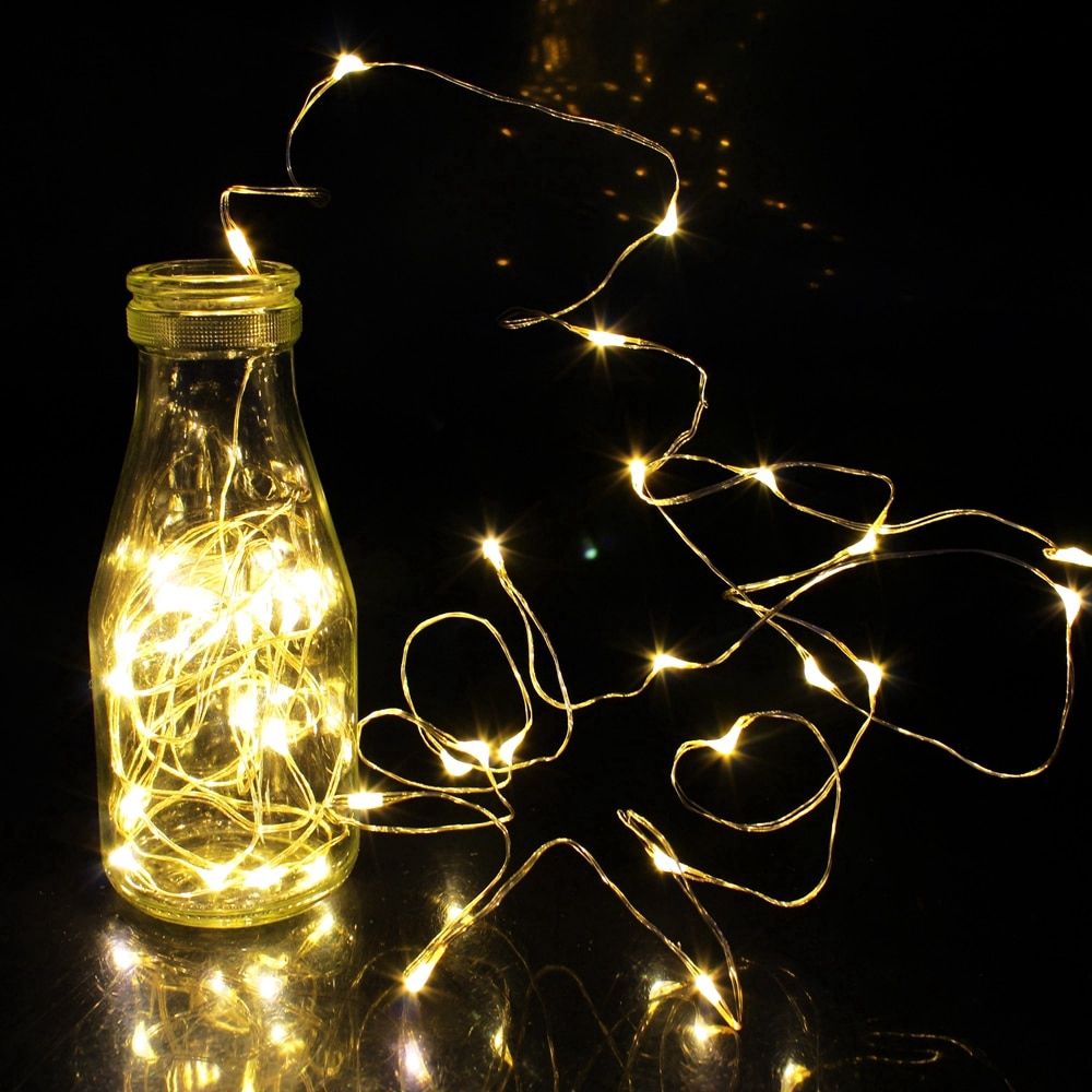Copper Wire Led String Lamp Fairy