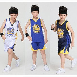 super popular 717db 0514e NBA Golden State Warriors No.30 Stephen Curry Kids ...