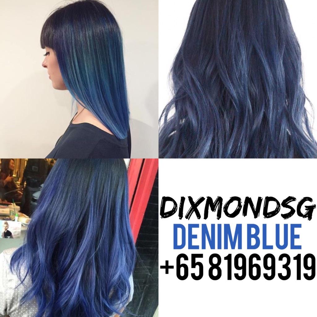 blue black hair dye brands singapore best hair color 2018
