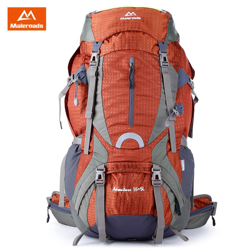 Camping & Hiking Maleroads Climbing Hiking Backpack Mini Adult Sport Backpack Shoulder Bag Ultralight For Travelling Outdoor Activity Sports & Entertainment