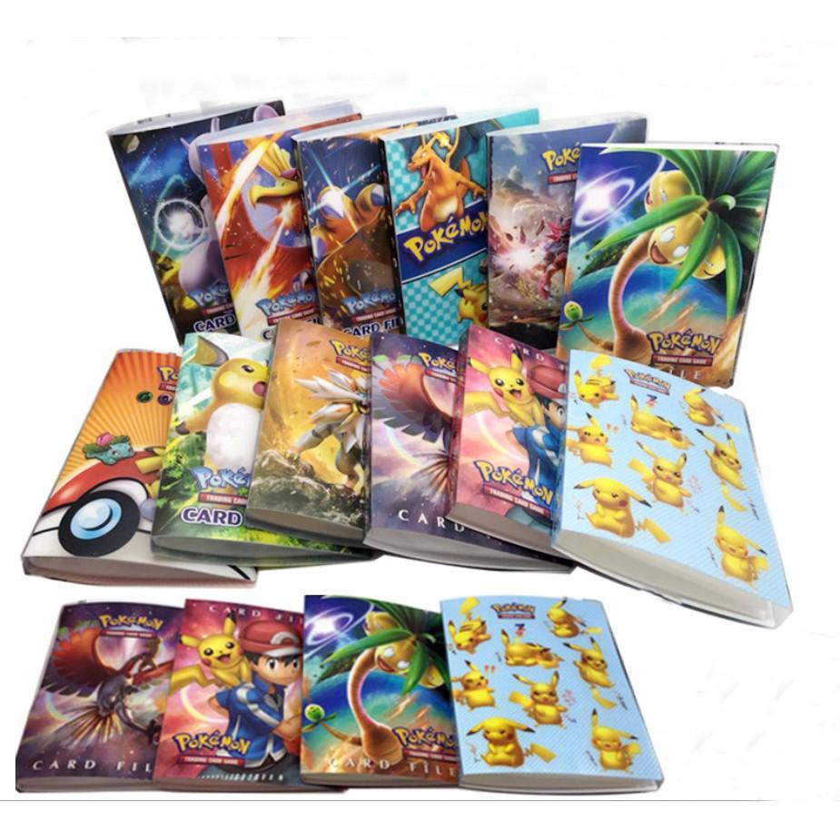 Pokemon Pikachu Cards Folder 240 Pockets  Binder Album