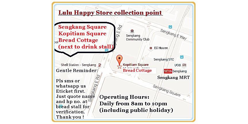 Lulu Happy Store, Online Shop | Shopee Singapore