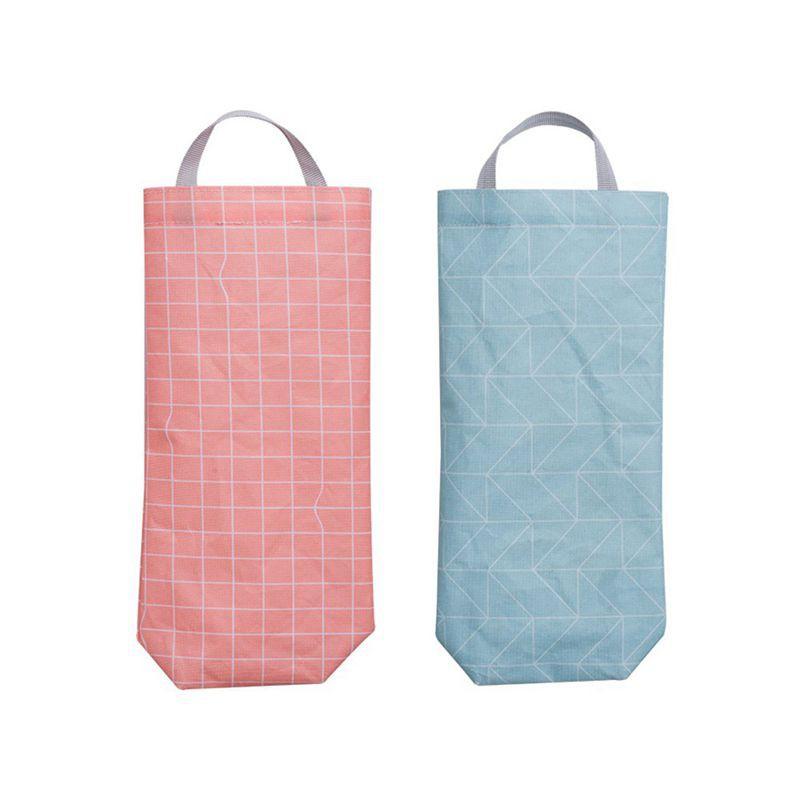 Set Of 2 Plastic Bag Holder Waterproof