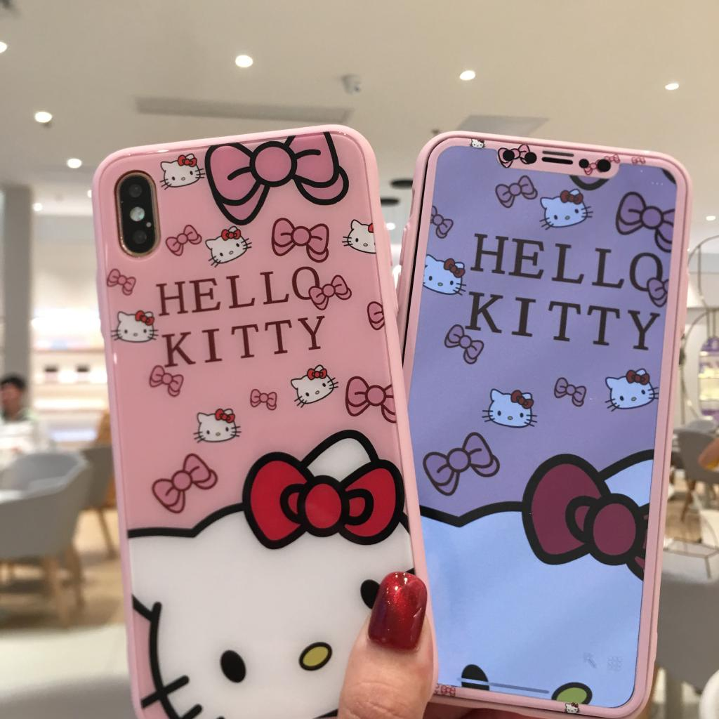 47c4ddb1f Hello Kitty Genuine Circle Jelly Case/ iPhone 7/ iPhone 7 Plus | Shopee  Singapore