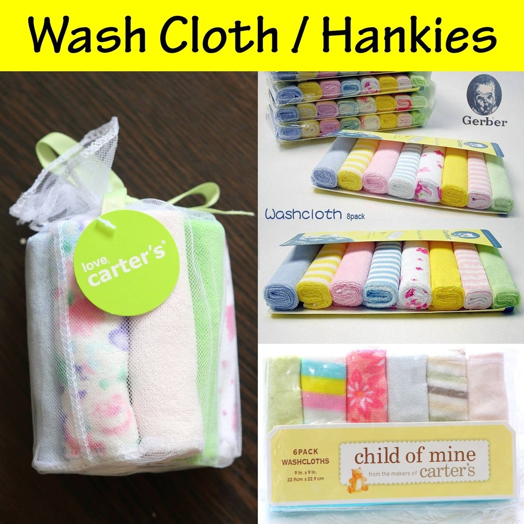 Handkerchief Gift Pack Baby Children
