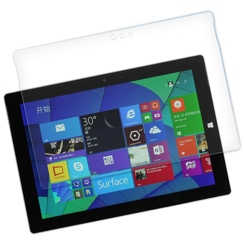 Tablet Tempered Glass Film Screen Protector For Microsoft Surface RT