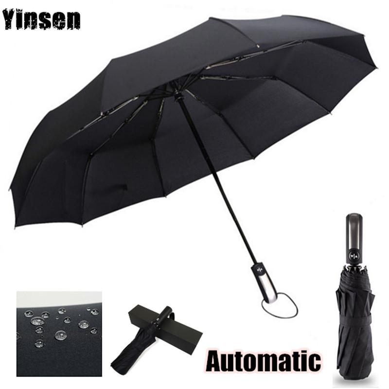 Folding Umbrella Rainproof /& Windproof Umbrella Dragon Custom Umbrella