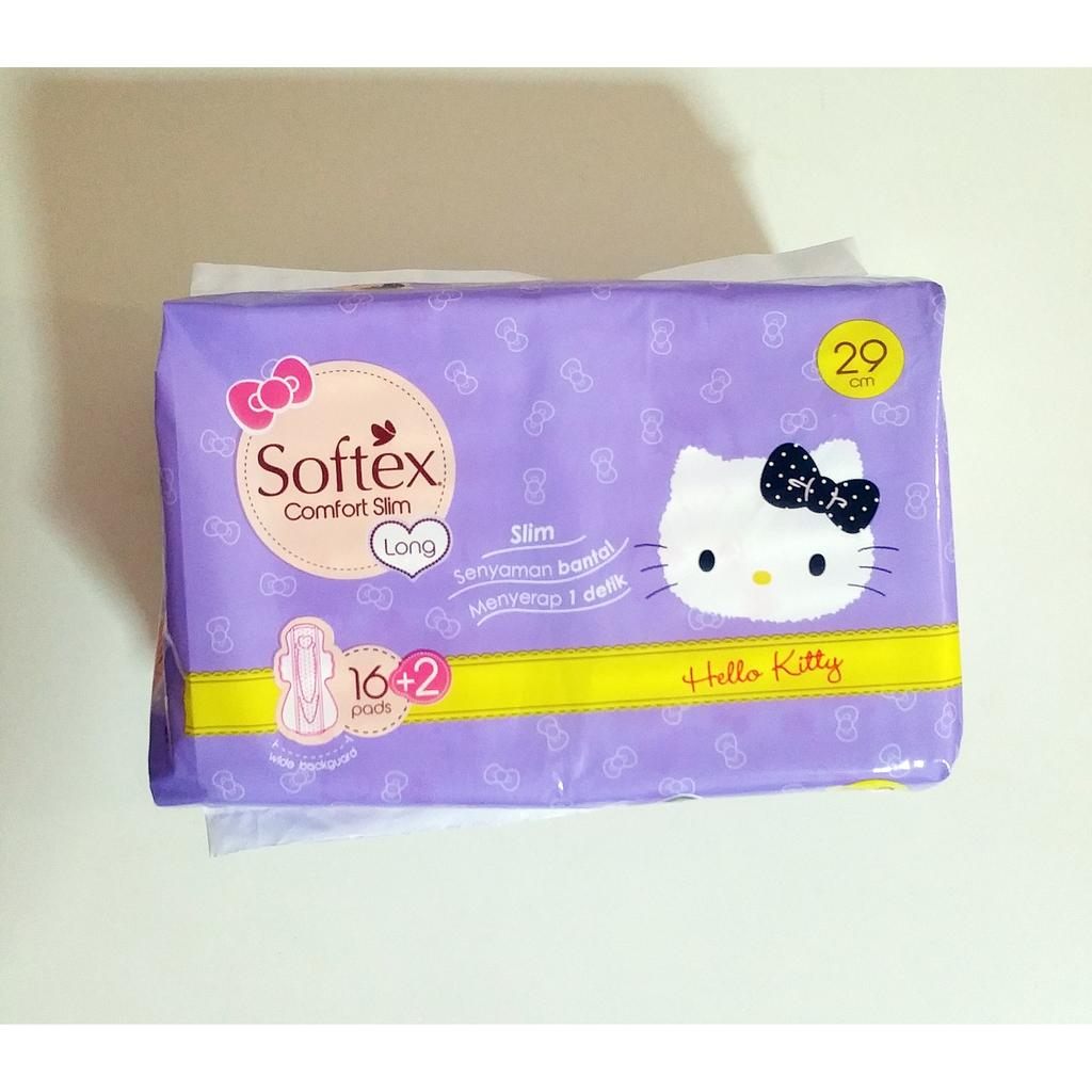 a690d6e9f Softex Hello Kitty Maxi Fit Non-wing 23CM (8PCS) | Shopee Singapore