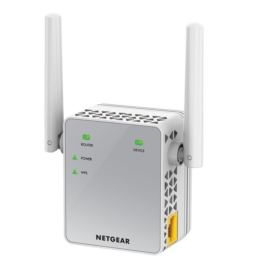 NETGEAR - AC750 EX3700 WIFI RANGE EXTENDER