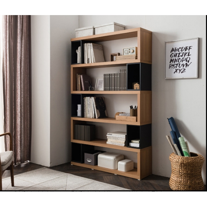 Simple Bookshelf Bookcase Shelf Creative Bookcase Office Combination Shelf Living Room Partition Display Cabinet Bay Window Bookshelf Shopee Singapore
