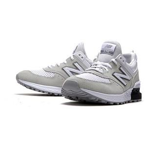 online store 97260 93cc6 NEWBALANCE JOGGER MS574STW White