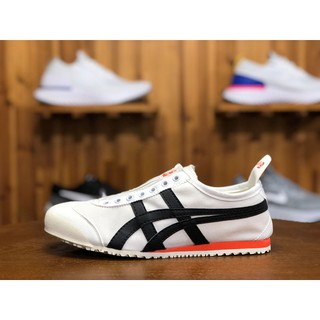 brand new aff79 43bda 100% original Asics Onitsuka Tiger SLIP-ON MEXICO 66 TH1B2N ...