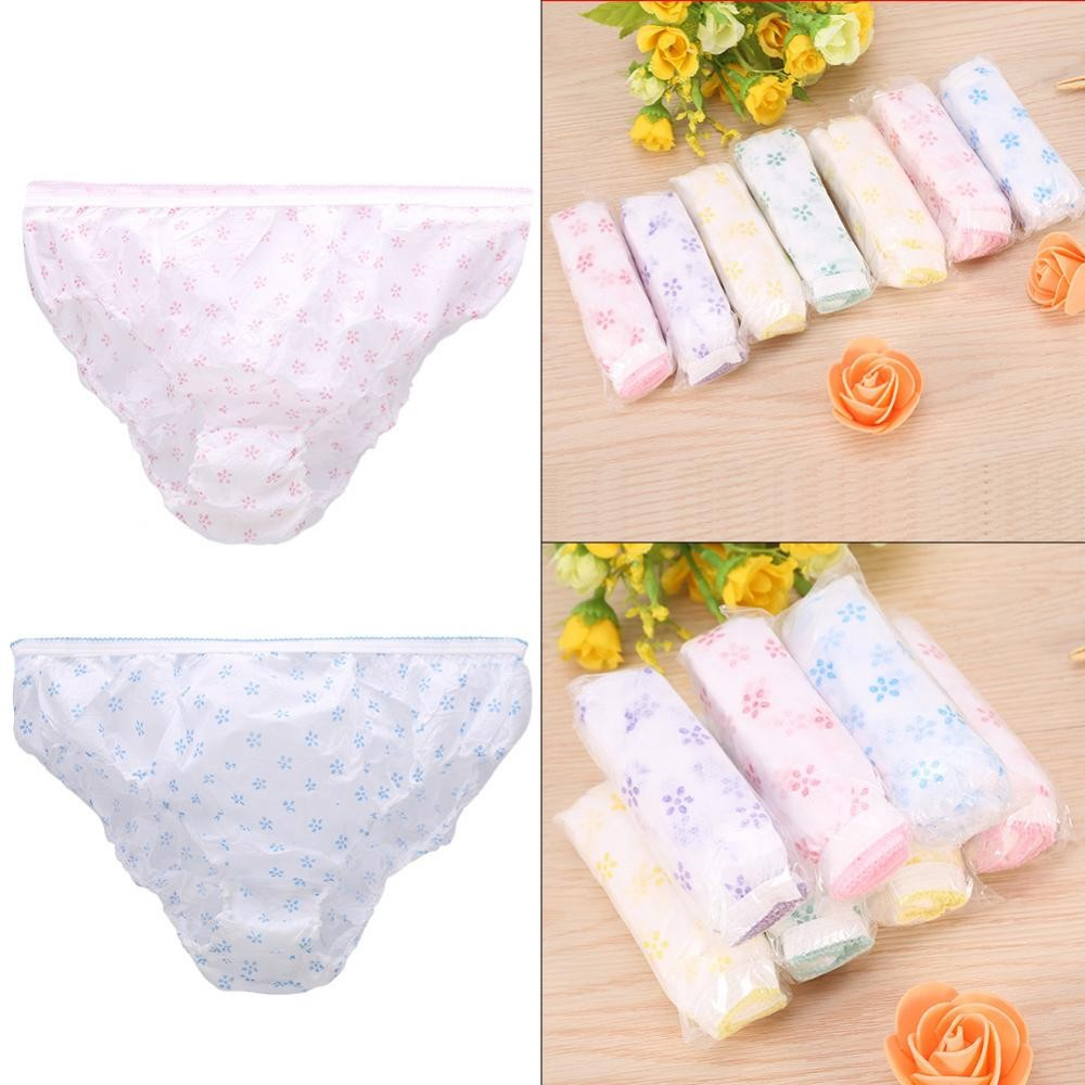 3e59c569f Underwear Non Woven Disposable Women Panties Paper Safety
