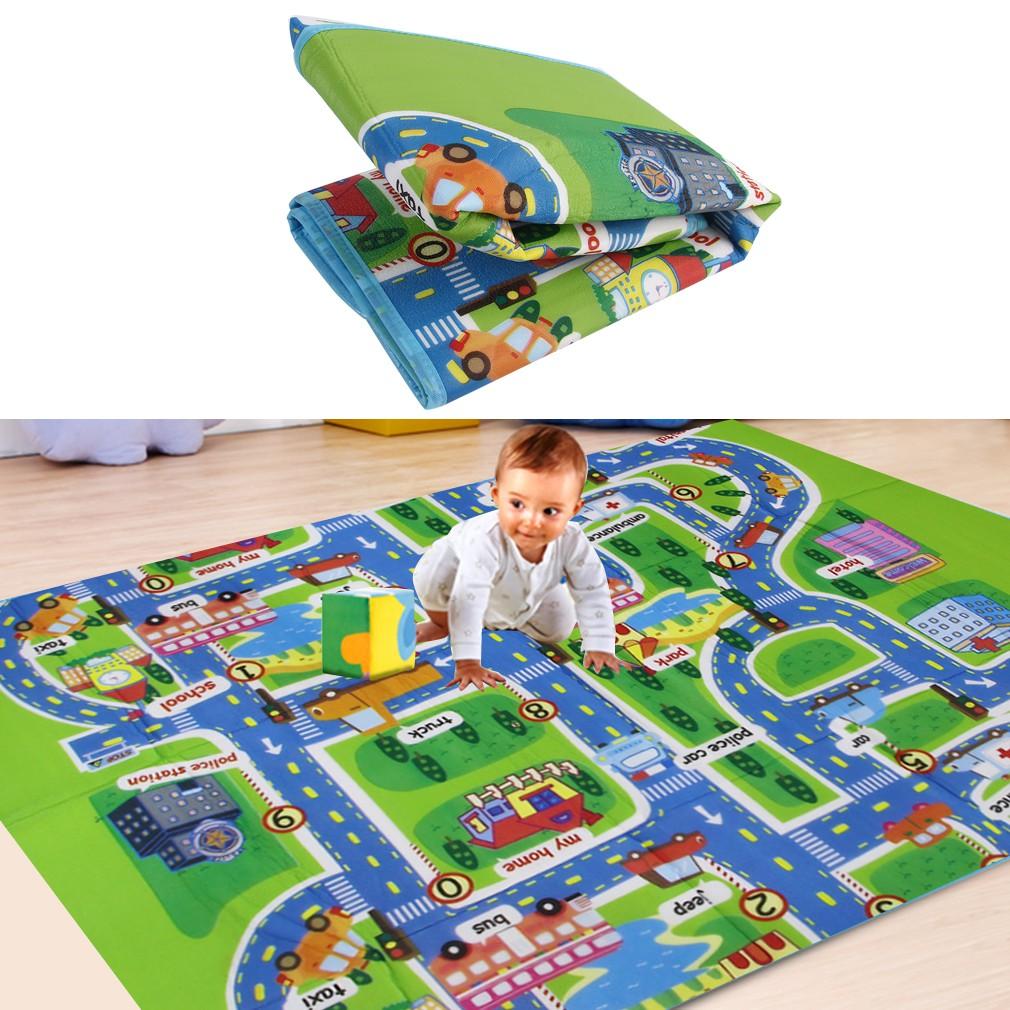 Carpet Baby In Foam Rug