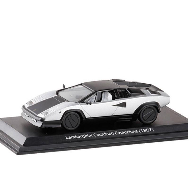 1 43 Lamborghini Countach Evoluzione 1987 Shopee Singapore