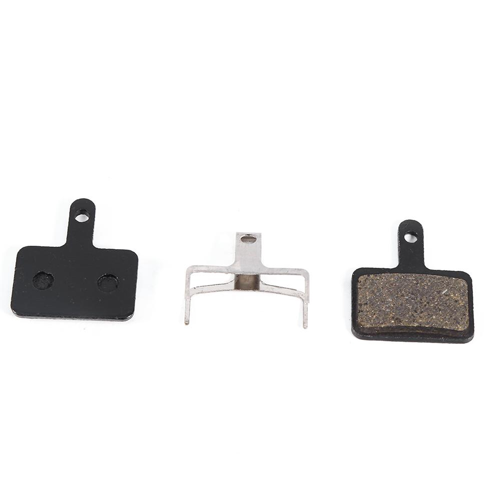 4 Pairs Black Color M446 Bike Disc Brake Pads for Bike Bycycle Brake Components