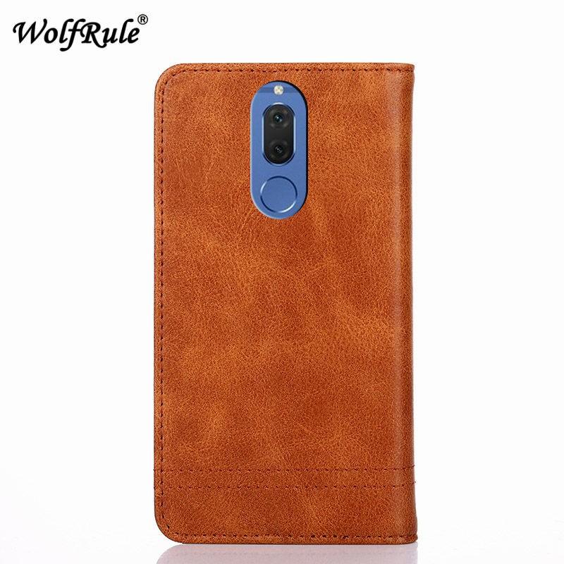 Huawei Mate10 Lite  Nova 2i  Luxury Leather Flip Case  Wallet Phone Cover