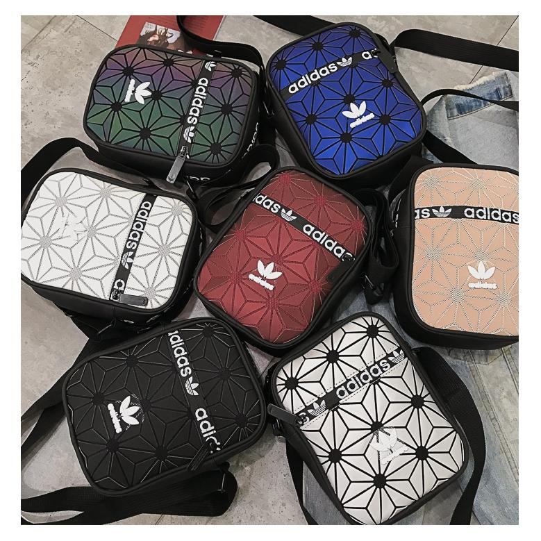 Issey Miyake Adidas Shoulder Bag Outdoor Sling Bags Mobile phone Messenger Begs