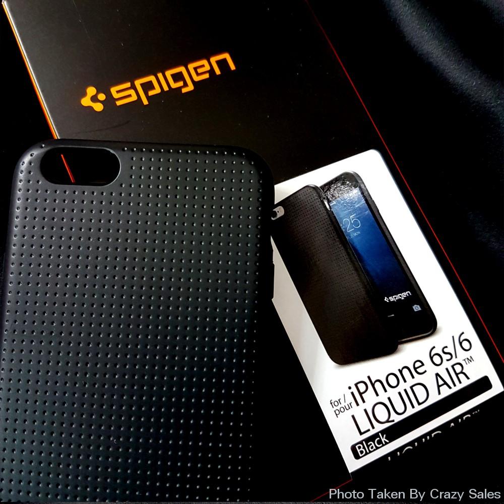 Iphone 8 Plus 7 Spigen Case Liquid Armor Shopee Singapore 9 Anti Shock With Stand Tough Original Casing