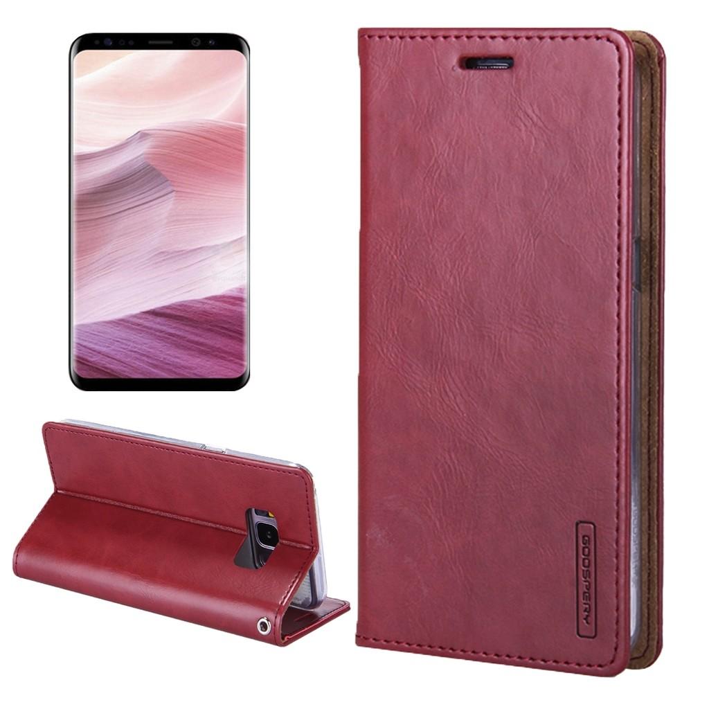 Mercury Goospery Blue Moon Flip For Samsung Galaxy S8 Crazy Horse Plus New Bumper X Case Gold Texture Pu T Shopee Singapore
