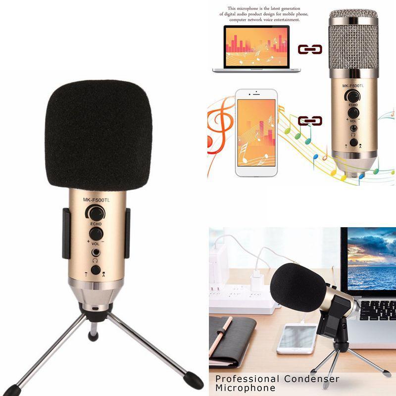 5eb0e135e95 YANMAI Mini Audio Recording Chatting Computer PC Microphone   Shopee  Singapore